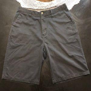 Men's Volcom chino shorts size 34